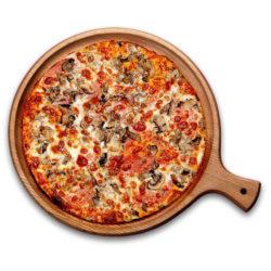 sonkás-gombás pizza debrecen, pizza rendelés debrecen, pizza házhozszállítás debrecen