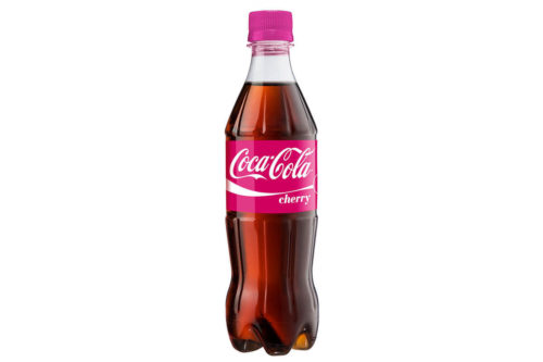 coca cola cherry coke