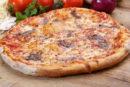 napoletana olasz vékony tésztás pizza