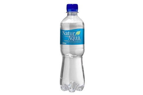 naturaqua szénsavas ásványvíz