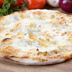 négysajtos olasz vékony tésztás pizza debrecen