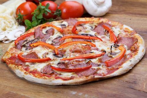 siciliana olasz vékony tésztás pizza debrecen