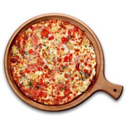 fokhagymás-tejfölös pizza debrecen