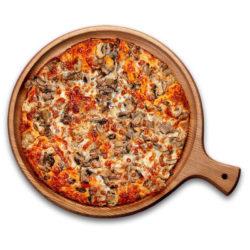 gombás pizza debrecen